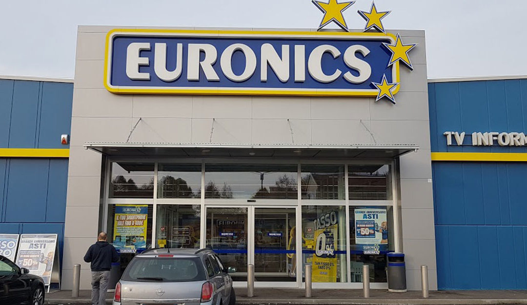 Euronics's Point Sale – Asti (AT)