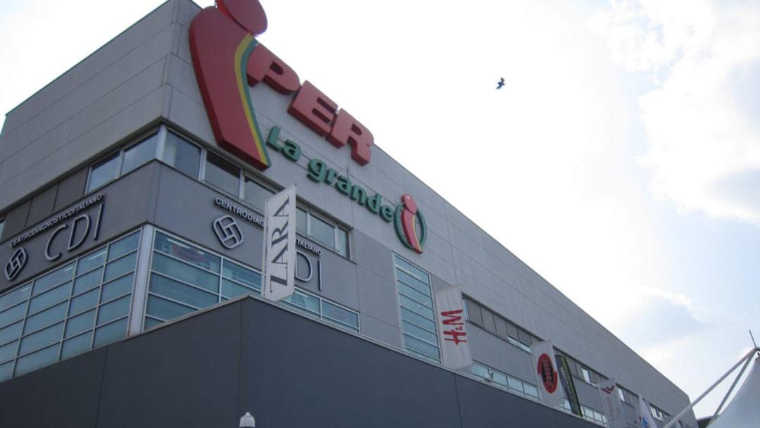 Iper Shopping Center – Viale Certosa (MI)