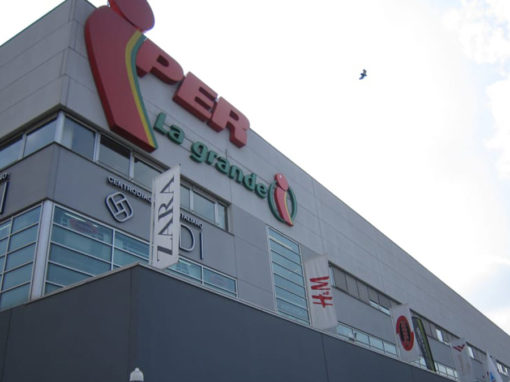 Iper Shopping Center – Viale Certosa (MI)